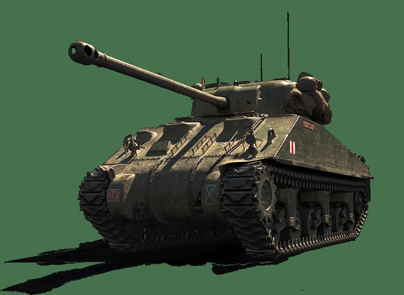 Sherman VC Firefly - Standard
