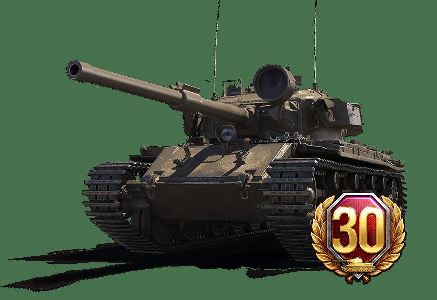 Day 8 - Centurion Mk. 5/1 RAAC