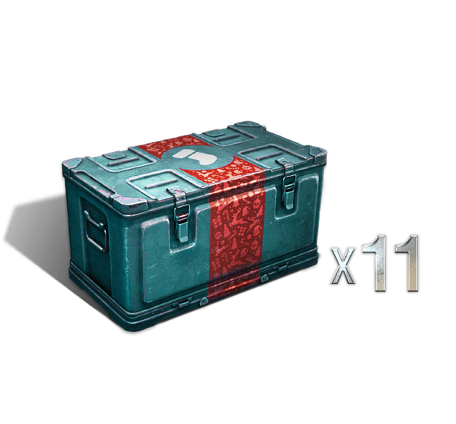 CHRISTMAS BOX X11