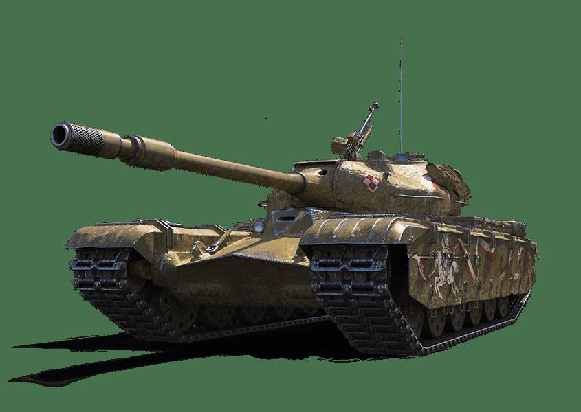 50TP Prototyp – standardowy